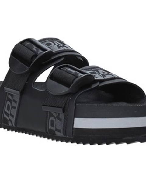 Čierne topánky Napapijri