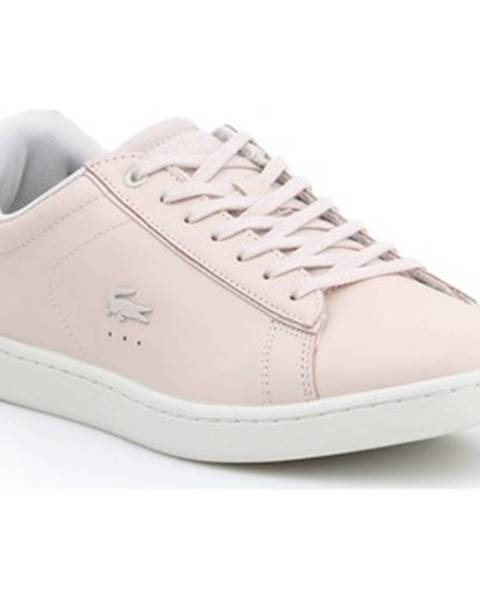 Ružové tenisky Lacoste
