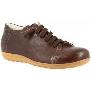 Derbie Leonardo Shoes  504 STROPICCIATO T. MORO