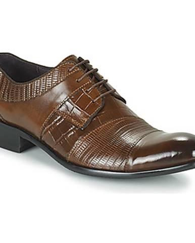 Hnedé topánky Kdopa