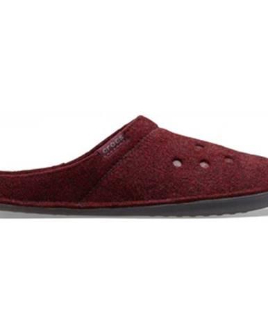 Červené papuče Crocs