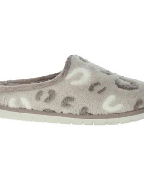 Biele papuče Riposella