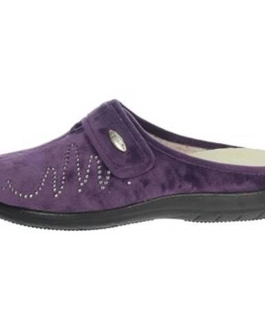 Fialové papuče Riposella