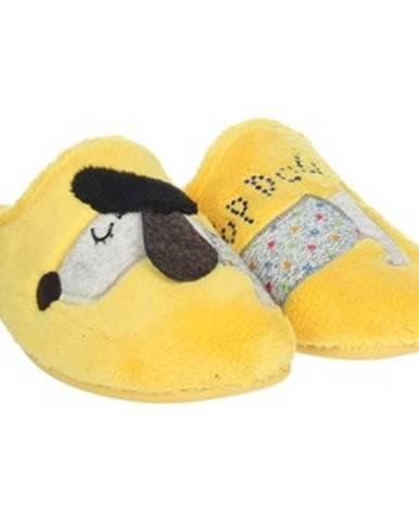 Žlté papuče Riposella