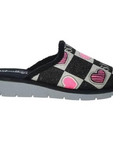 Viacfarebné papuče Riposella