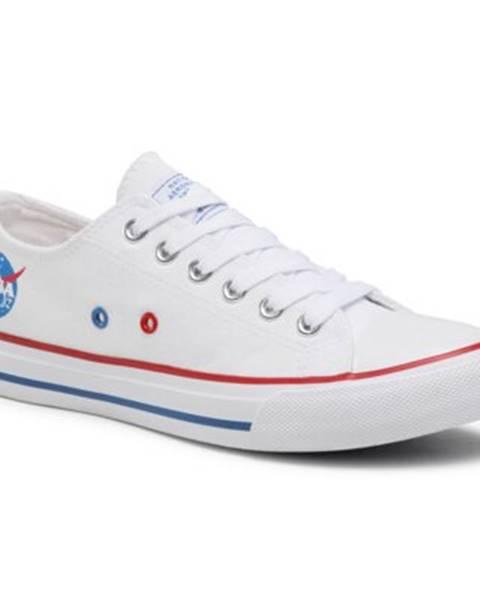 Biele tenisky NASA