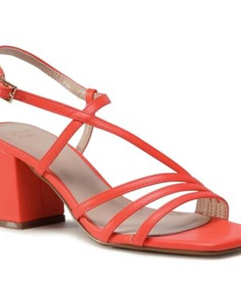 Oranžové sandále Jenny Fairy