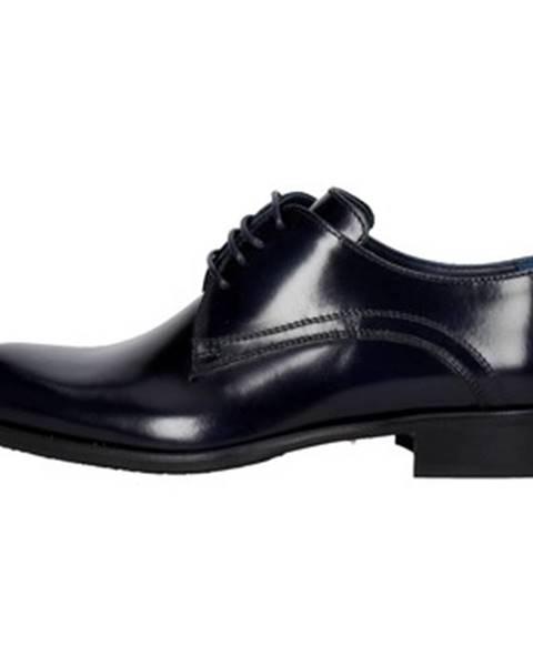 Modré topánky Cristiano Gualtieri