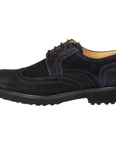 Modré topánky Exton