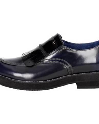 Viacfarebné topánky Luciano Barachini