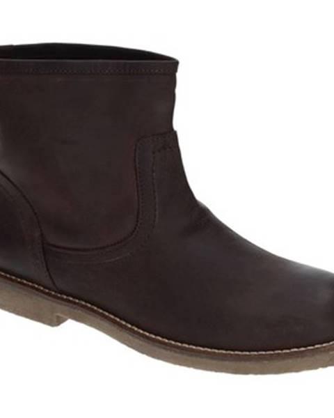 Hnedé topánky Grace Shoes