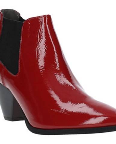 Červené topánky Janet Janet