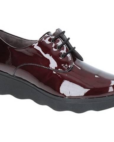 Červené topánky Pitillos