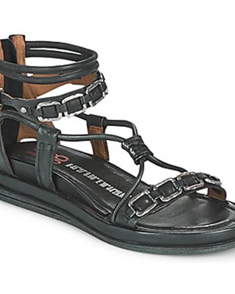 Čierne sandále Airstep / A.S.98