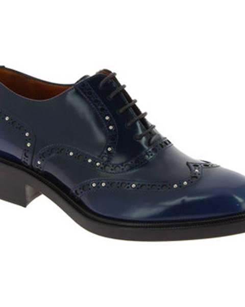 Modré topánky Sartore