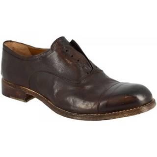 Derbie Leonardo Shoes  2501_7 PE RAG MORO
