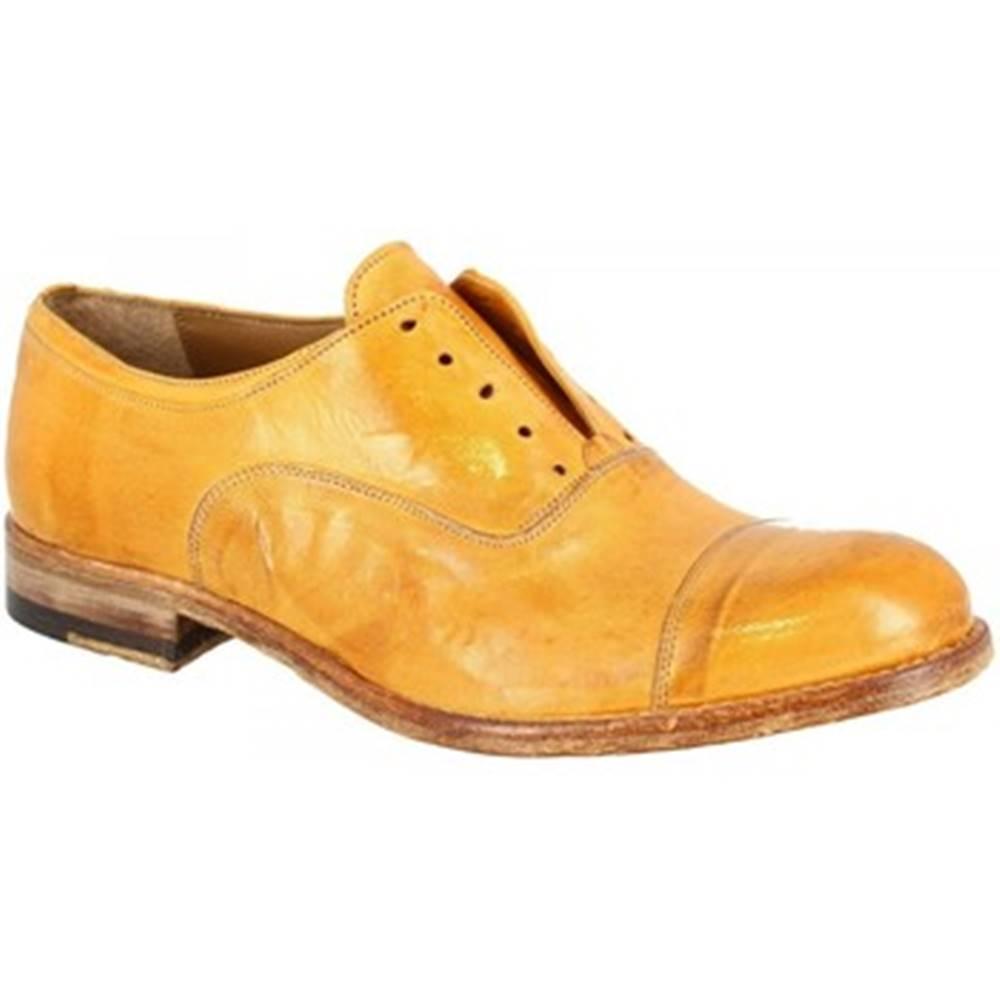 Leonardo Shoes Derbie Leonardo Shoes  2501_7 PE RAG MUSTAND