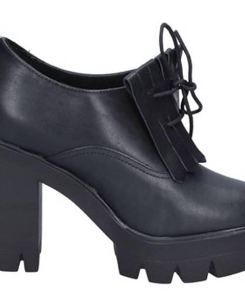 Čierne topánky Lsd By Dienneg