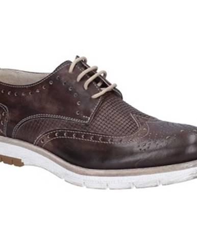 Hnedé topánky Ossiani