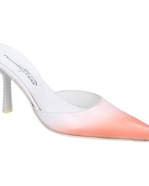 Biele sandále Latitude