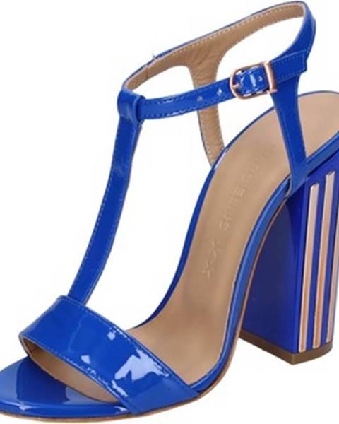 Modré sandále Marc Ellis