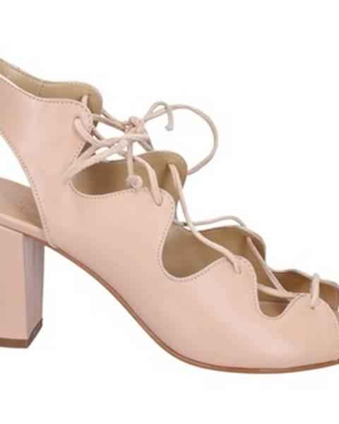 Béžové sandále Me + By Marc Ellis