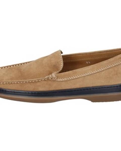 Béžové topánky Tod's