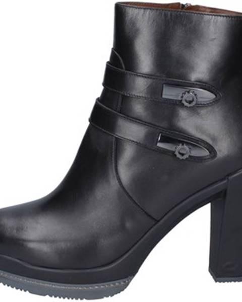 Čierne topánky Guardiani