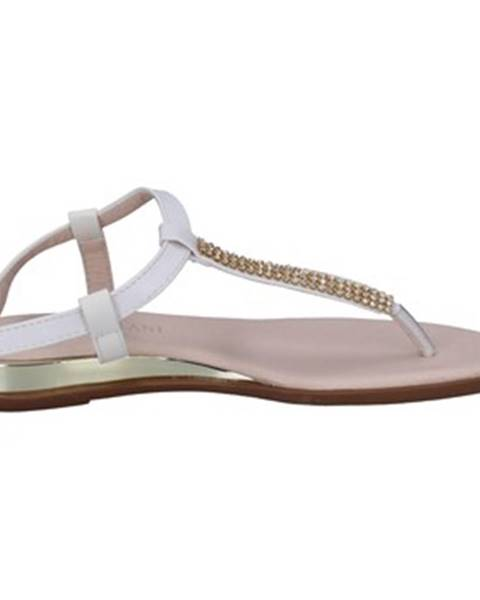 Biele sandále Solo Soprani