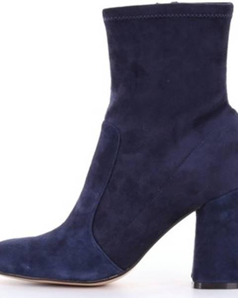 Modré topánky Bibi Lou