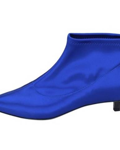 Modré topánky Vic