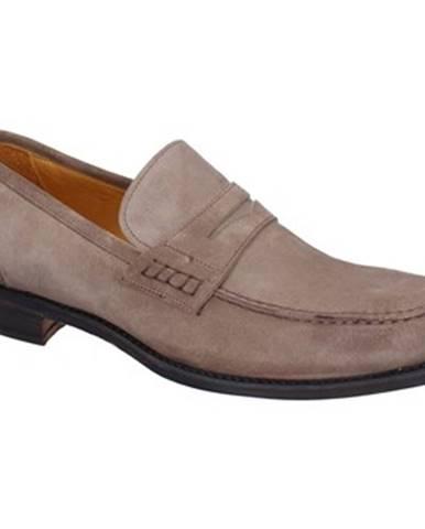 Béžové topánky Calpierre