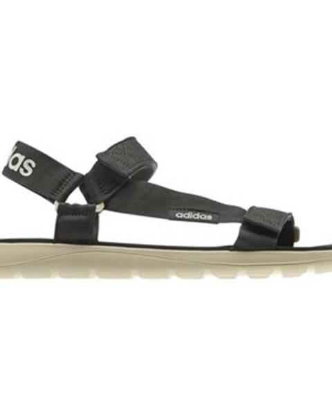 Viacfarebné sandále adidas