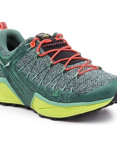 Zelené topánky Salewa