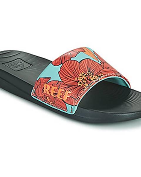 Viacfarebné topánky Reef