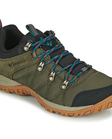 Zelené topánky Columbia