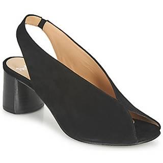 Sandále Perlato  11803-CAM-NOIR