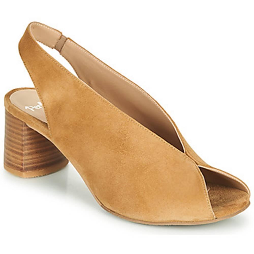 Perlato Sandále Perlato  11803-CAM-CAMEL