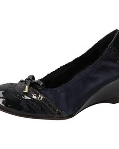 Modré topánky Calpierre