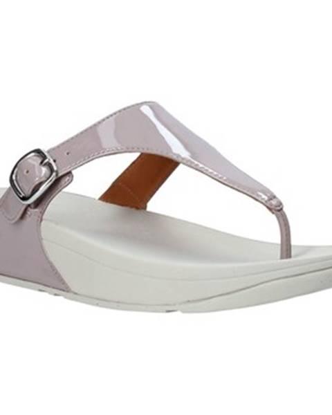 Ružové topánky FitFlop