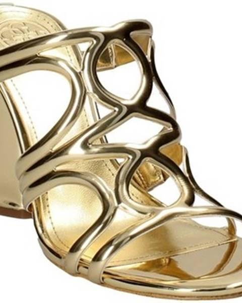 Žlté topánky Guess
