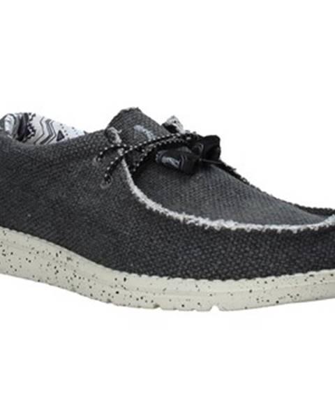 Čierne topánky U.s. Golf