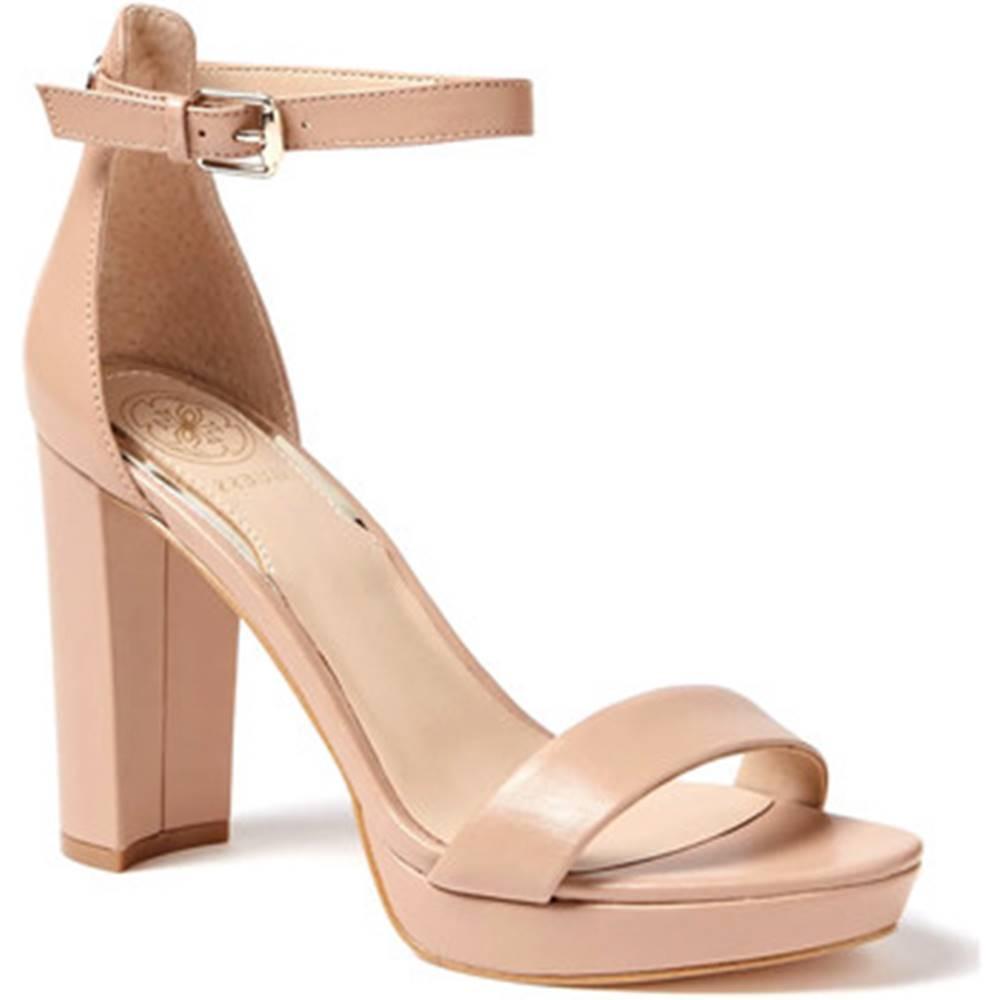 Guess Sandále Guess  FL5ORE LEA03