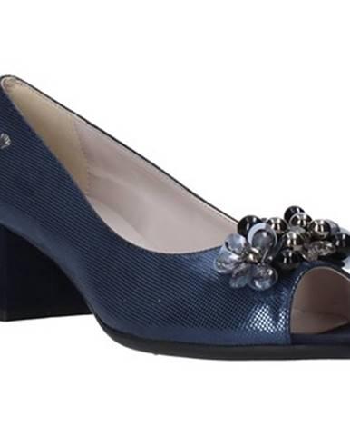 Modré sandále Comart