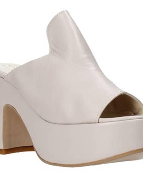 Béžové topánky Esther Collezioni