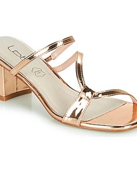 Zlaté topánky Les Petites Bombes