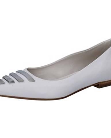 Biele balerínky Vic