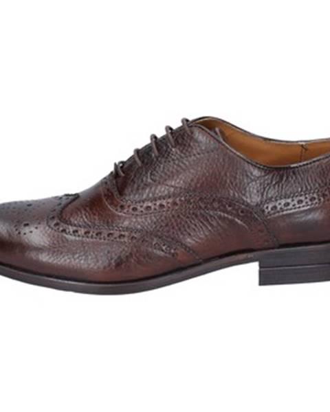 Hnedé topánky Viva