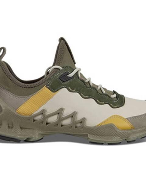 Zelené topánky Ecco