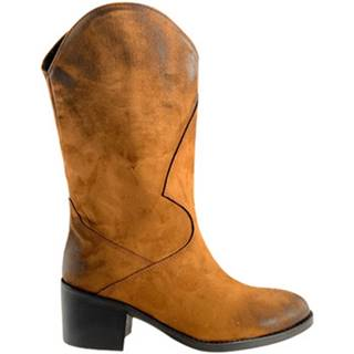 Polokozačky Grace Shoes  731001